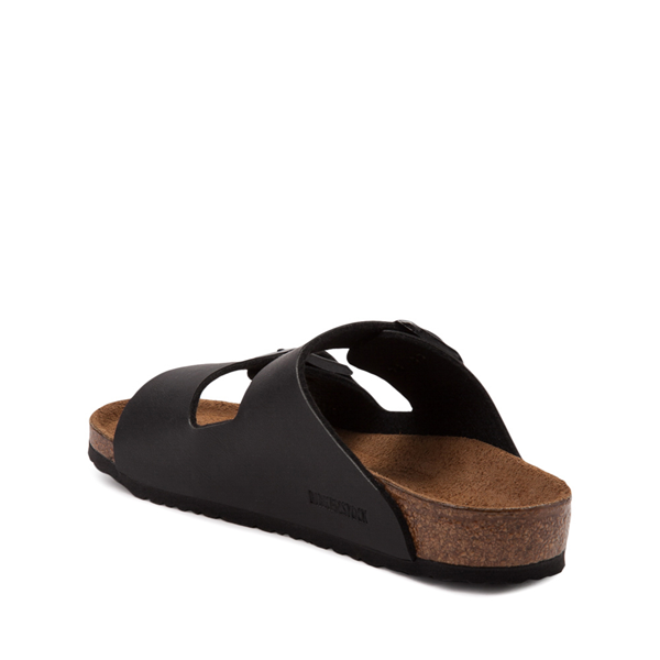 alternate view Birkenstock Arizona Sandal - Little Kid - BlackALT1