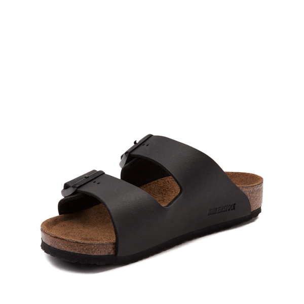 alternate view Birkenstock Arizona Sandal - Little Kid - BlackALT2