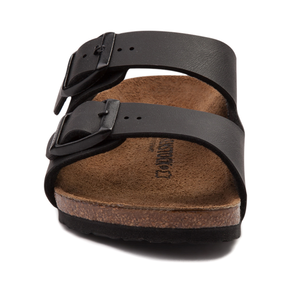 alternate view Birkenstock Arizona Sandal - Little Kid - BlackALT4