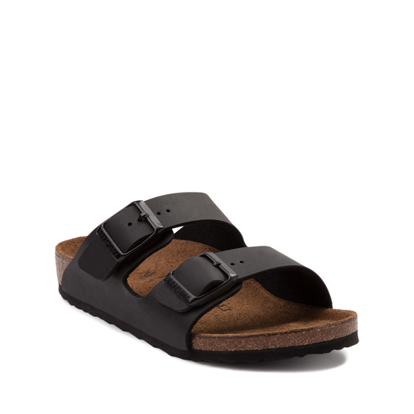 alternate view Birkenstock Arizona Sandal - Little Kid - BlackALT5