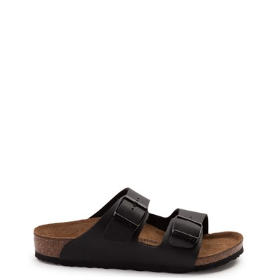 Main view of Birkenstock Arizona Sandal - Little Kid - Black