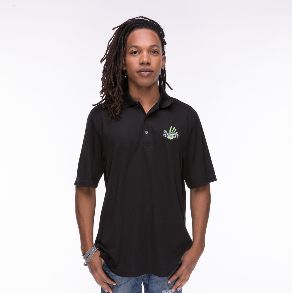 Mens Journeys Logo Polo