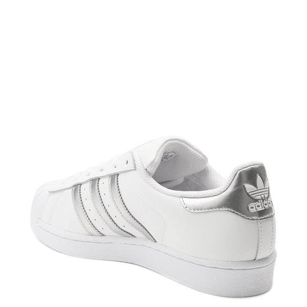 alternate view Womens adidas Superstar Athletic ShoeALT2