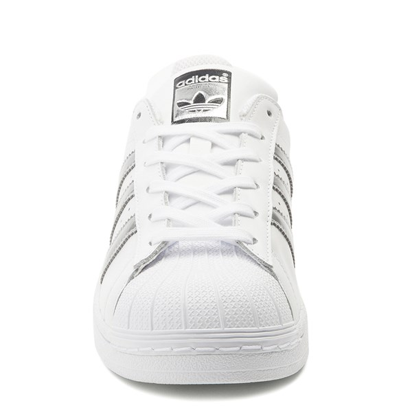 alternate view Womens adidas Superstar Athletic ShoeALT4