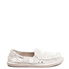 Womens Sanuk Donna Crochet Slip On Casual Shoe