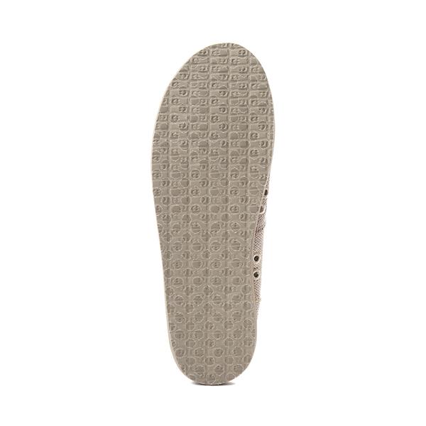 alternate view Womens Sanuk Donna Hemp Slip On Casual Shoe - Light BrownALT3