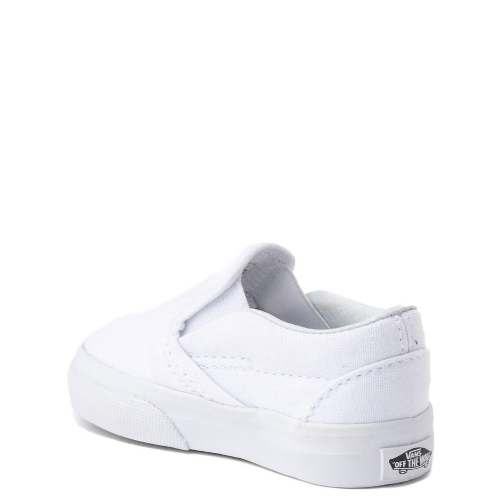 Vans Slip On Skate Shoe - Baby