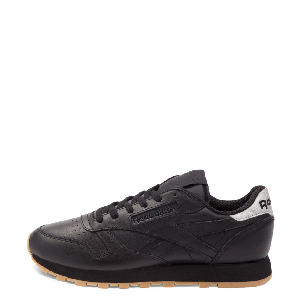 Womens Reebok Classic Glitter Athletic Shoe