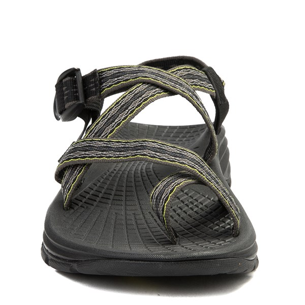 alternate view Mens Chaco Z/Volv 2 Neon Sandal - Bright GreenALT4