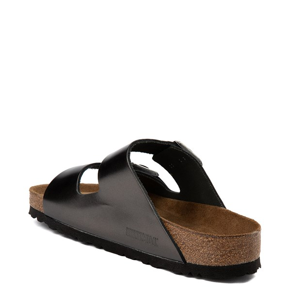 alternate view Womens Birkenstock Arizona Soft Footbed Sandal - AnthraciteALT2