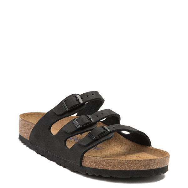 Alternate view of Womens Birkenstock Florida Soft Footbed Sandal