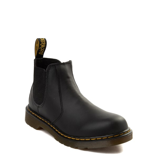 alternate view Dr. Martens Banzai Chelsea Boot - Little Kid - BlackALT1