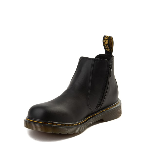 alternate view Dr. Martens Banzai Chelsea Boot - Little KidALT3