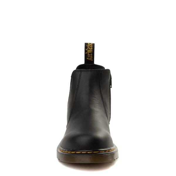 alternate view Dr. Martens Banzai Chelsea Boot - Little Kid - BlackALT4