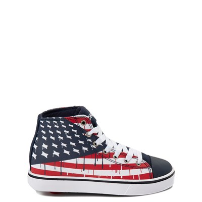 Main view of Heelys Hustle Flag Skate Shoe - Little Kid / Big Kid