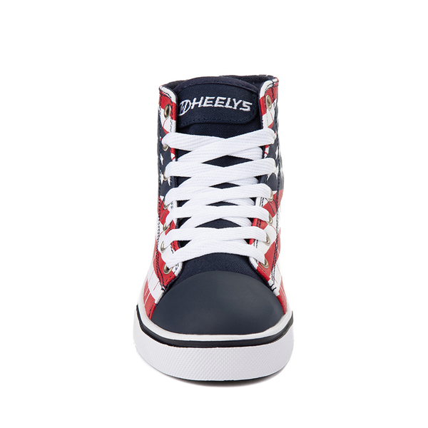 alternate view Mens Heelys Hustle Flag Skate ShoeALT4
