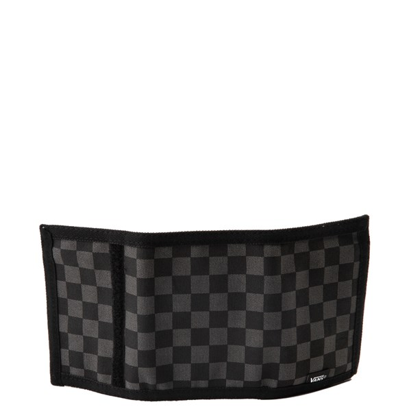 alternate view Vans Slipped Tri-Fold Wallet - Black / GrayALT2