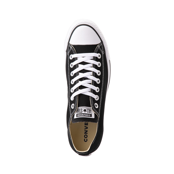 alternate view Converse Chuck Taylor All Star Lo Sneaker - BlackALT2