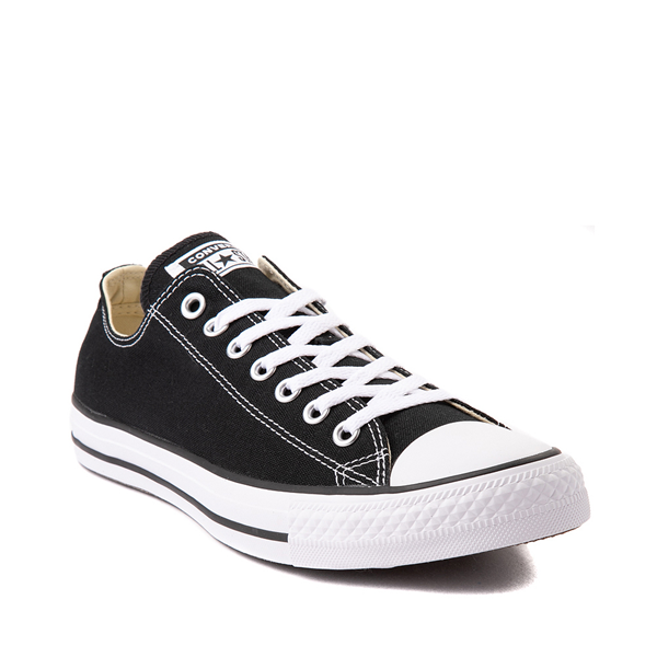 alternate view Converse Chuck Taylor All Star Lo Sneaker - BlackALT5
