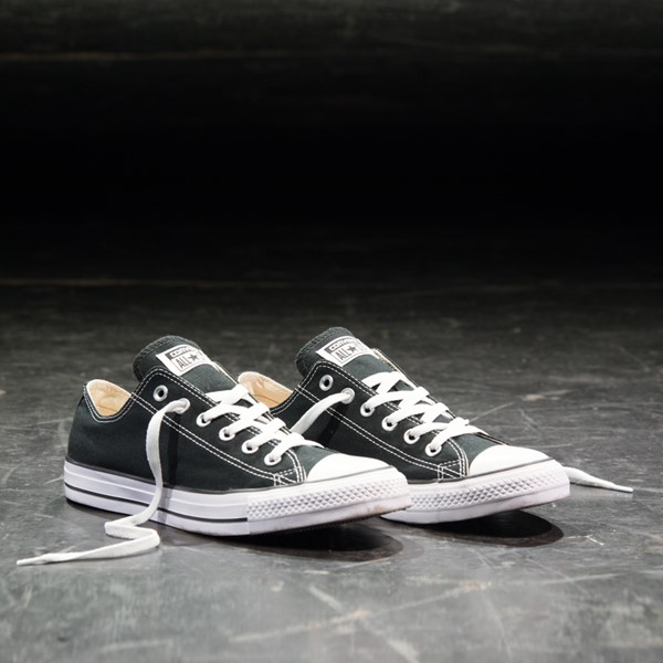 alternate view Converse Chuck Taylor All Star Lo Sneaker - BlackALT7