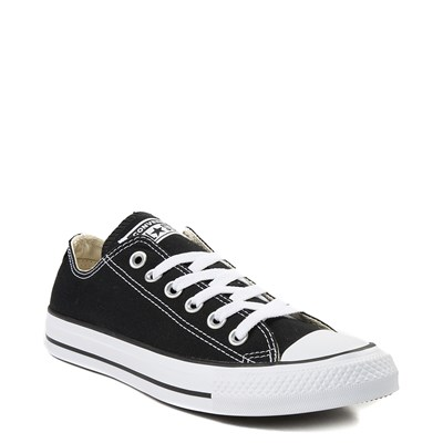 Alternate view of Converse Chuck Taylor All Star Lo Top in Black