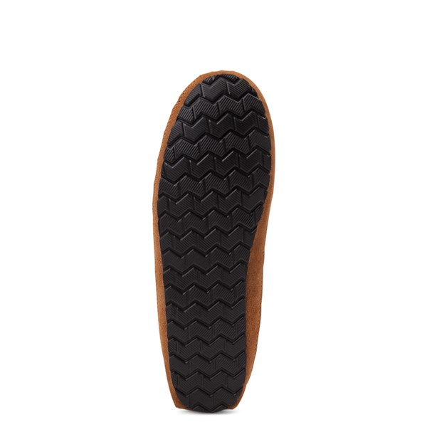 alternate view Mens Minnetonka Casey Slipper - CinnamonALT5