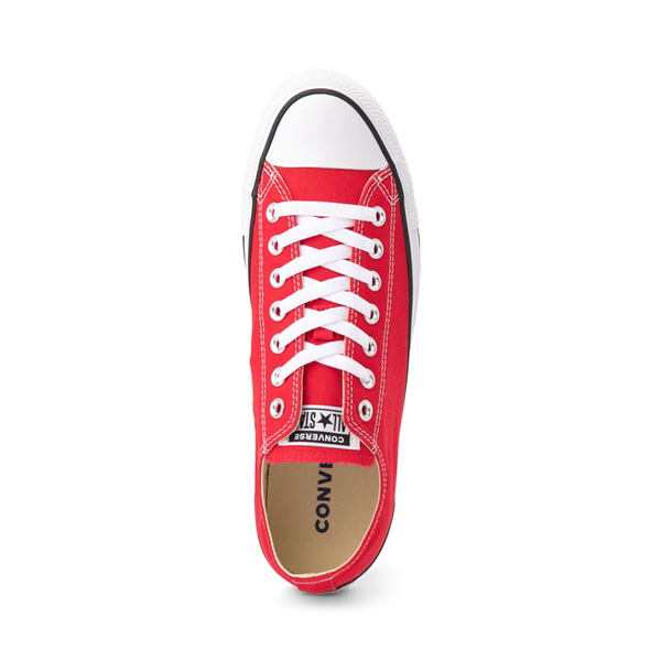 alternate view Converse Chuck Taylor All Star Lo Sneaker - RedALT2
