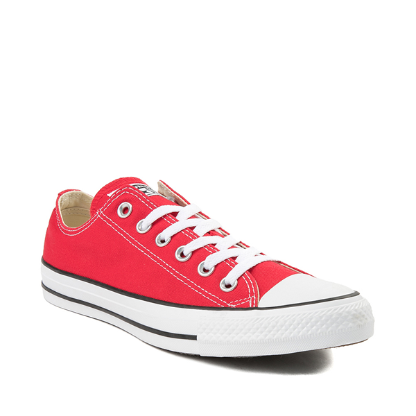 alternate view Converse Chuck Taylor All Star Lo Sneaker - RedALT5