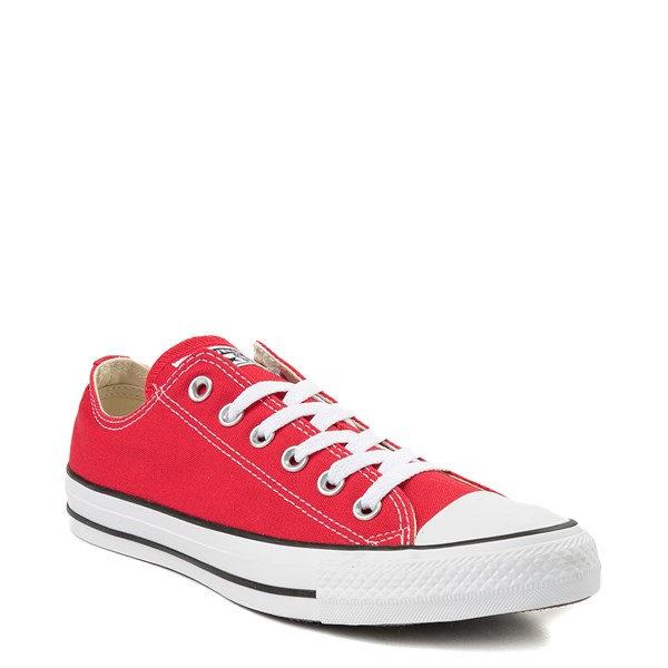 alternate view Converse Chuck Taylor All Star Lo Sneaker - RedALT1