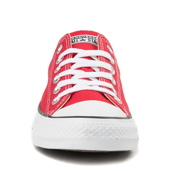 alternate view Converse Chuck Taylor All Star Lo Sneaker - RedALT4