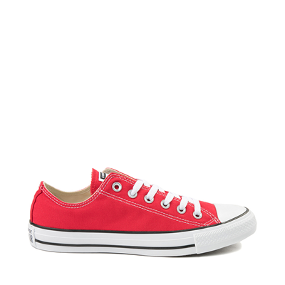 Main view of Converse Chuck Taylor All Star Lo Sneaker - Red