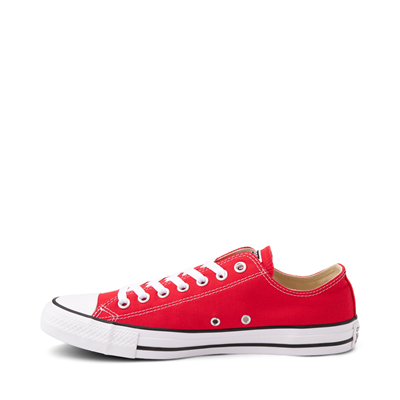 Alternate view of Converse Chuck Taylor All Star Lo Sneaker - Red