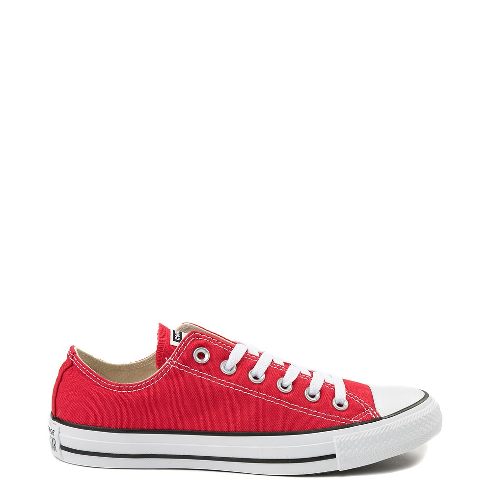 Converse Chuck Taylor All Star Lo Sneaker - Red