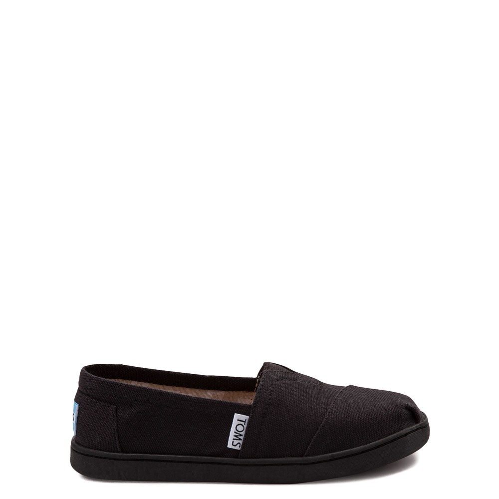 Youth/Tween TOMS Classic Slip On Casual Shoe