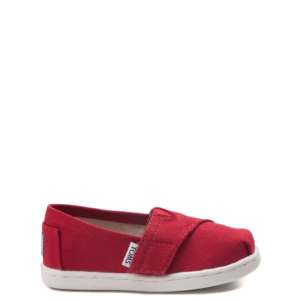 Toddler/Youth TOMS Classic Slip On Casual Shoe