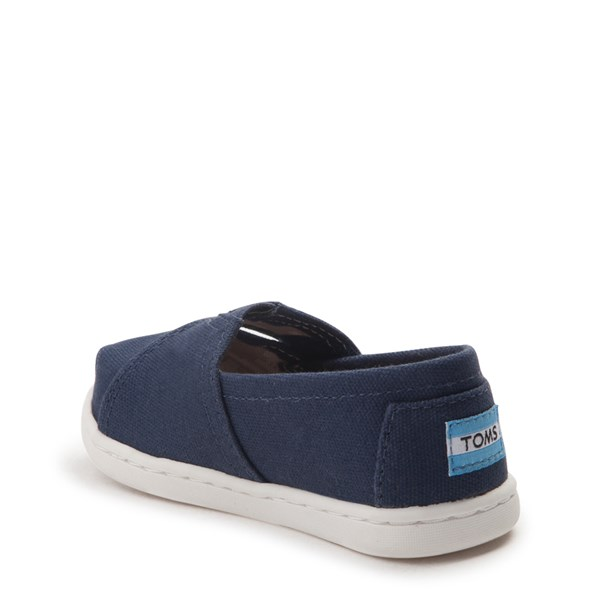 alternate view TOMS Classic Slip On Casual Shoe - Baby / Toddler / Little KidALT2