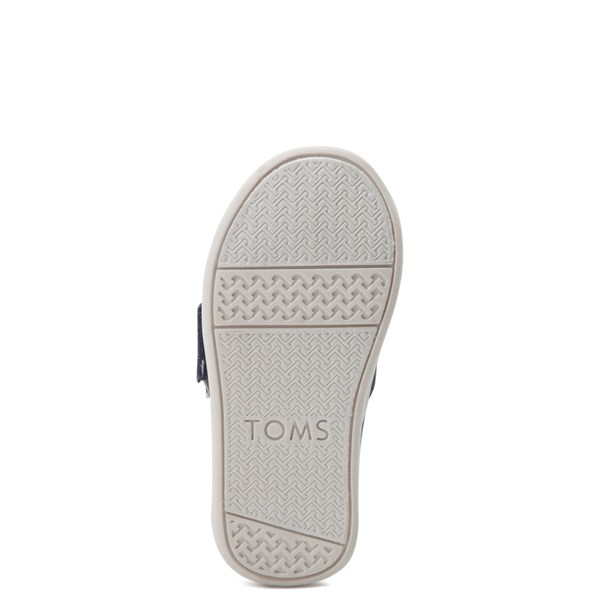 alternate view TOMS Classic Slip On Casual Shoe - Baby / Toddler / Little KidALT5