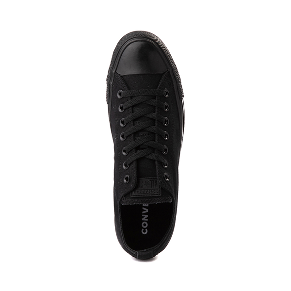alternate view Converse Chuck Taylor All Star Lo Sneaker - Black MonochromeALT2