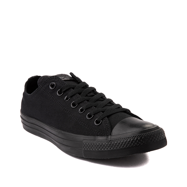 alternate view Converse Chuck Taylor All Star Lo Sneaker - Black MonochromeALT5