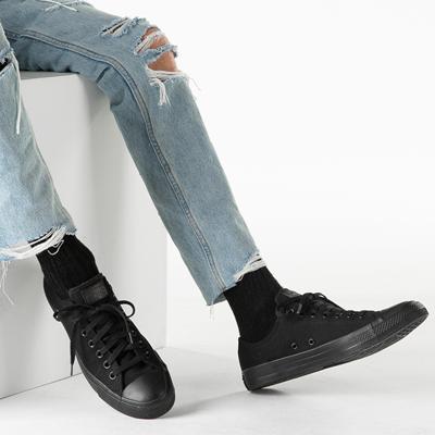 freno Clínica Cien años  Converse Chuck Taylor All Star Lo Mono Sneaker - Black   Journeys