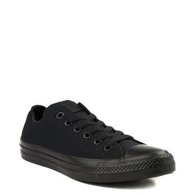9ef14c441bf2 ... Alternate view of Converse Chuck Taylor All Star Lo Monochrome Sneaker  · Black ...