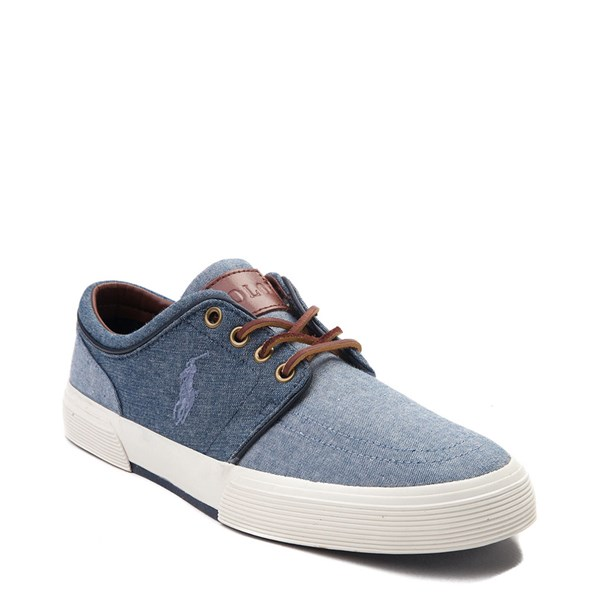 Alternate view of Mens Faxon Casual Shoe by Polo Ralph Lauren