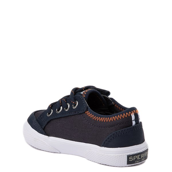 alternate view Sperry Top-Sider Deckfin Boat Shoe - Toddler / Little KidALT2