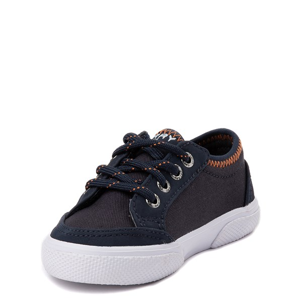 alternate view Sperry Top-Sider Deckfin Boat Shoe - Toddler / Little KidALT3