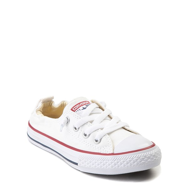 Alternate view of Converse Chuck Taylor All Star Shoreline Sneaker - Little Kid - White
