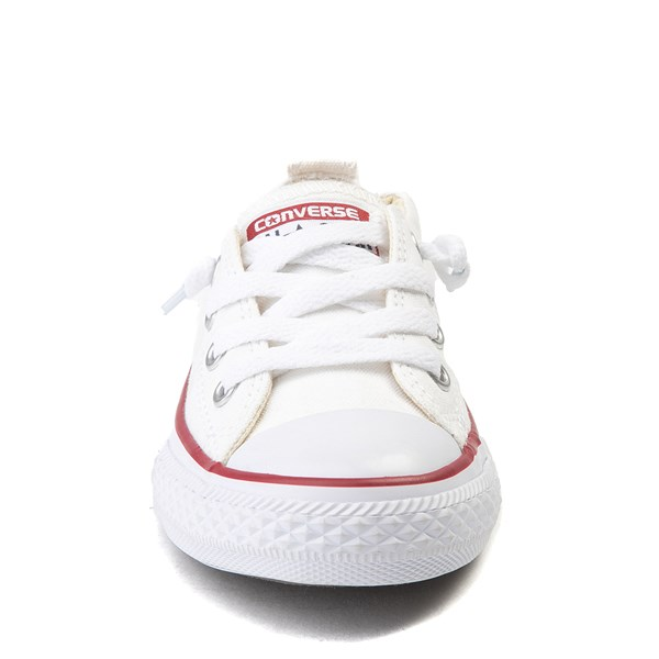 alternate view Converse Chuck Taylor All Star Shoreline Sneaker - Little Kid - WhiteALT4