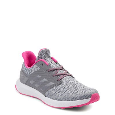 Alternate view of Tween adidas RapidaRun Athletic Shoe