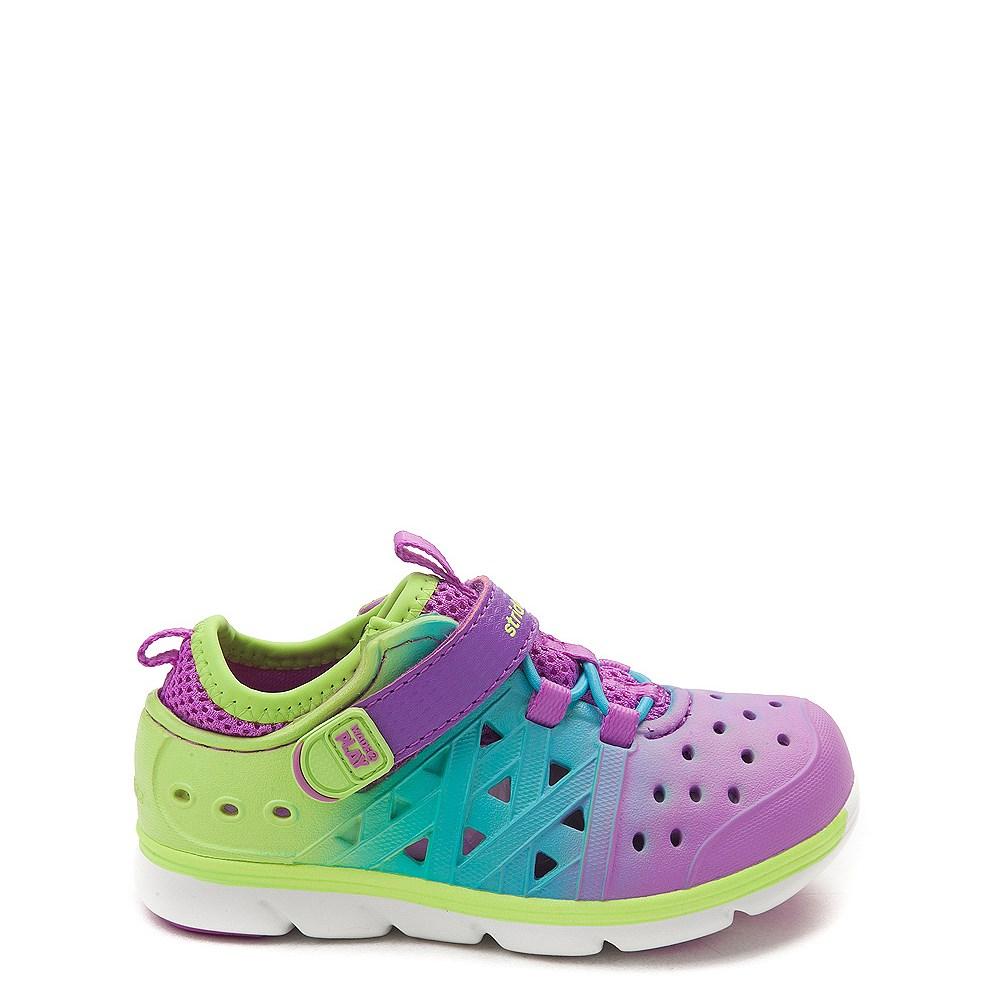 Toddler Stride Rite Made2Play® Phibian Fade Sneaker Sandal