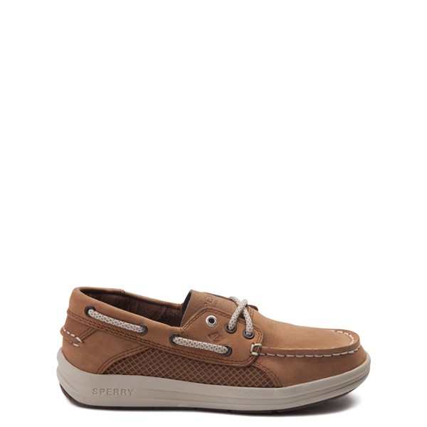 Main view of Sperry Top-Sider Gamefish Boat Shoe - Little Kid / Big Kid - Tan