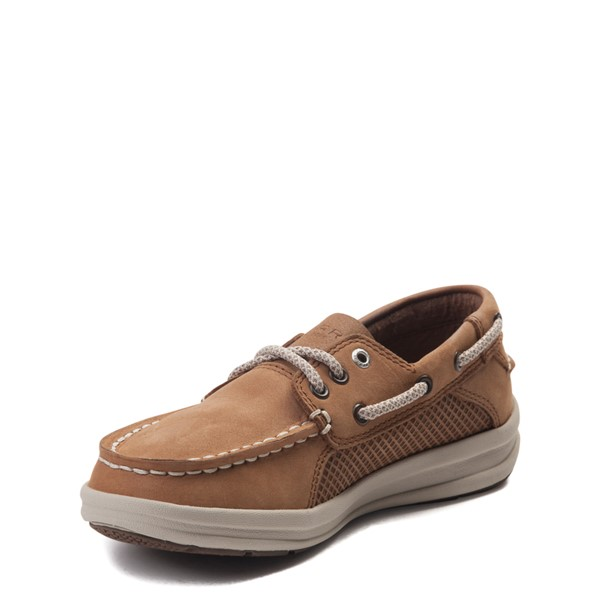 alternate view Sperry Top-Sider Gamefish Boat Shoe - Little Kid / Big Kid - TanALT2
